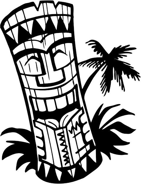 Tiki Clip Art