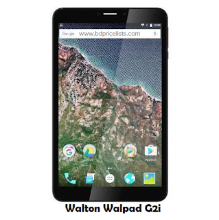Walton Walpad G2i Tab Specifications & Price In Bangladesh