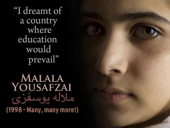 malala yousafzai biography name