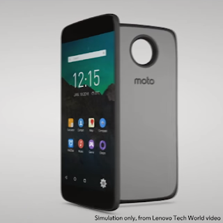 Moto Z ( China model ) to come with Lenovo's Vibe UI