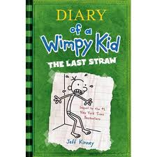 Jason S Book Review Summary Of Diary Of A Wimpy Kid The Last Straw