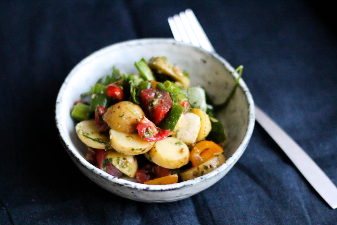 Ackermomente, Kartoffelsalat, Fleurcoquet