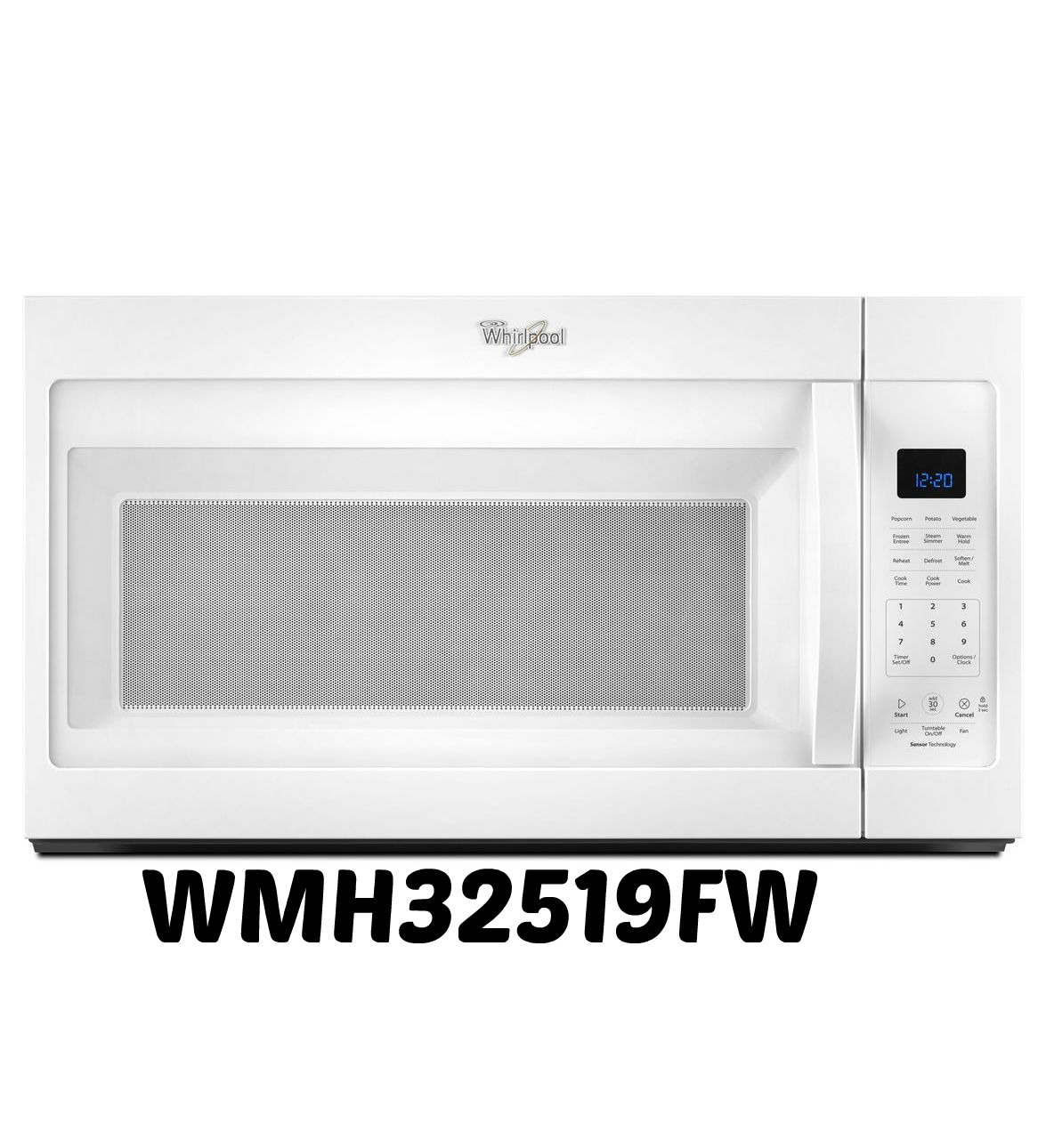 Uncategorized Kitchen Appliance Direct wmh32519fw steam microwave appliance direct