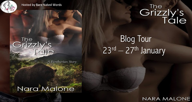 The Grizzly's Tale by Nara Malone Blog Tour Promo + Giveaway