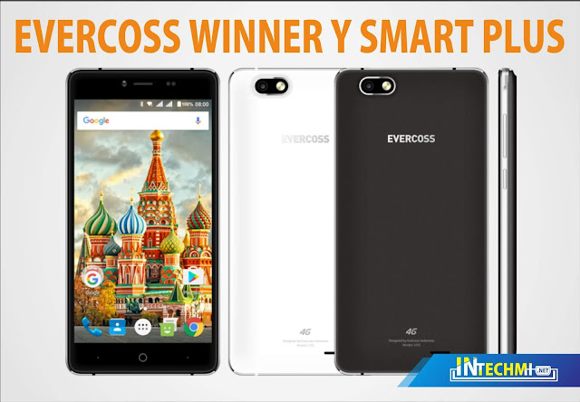 evercoss winner  y smart Plus Android 4G Murah di Bawah 1 Juta