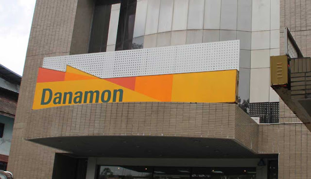 Bank Danamon di Yogyakarta