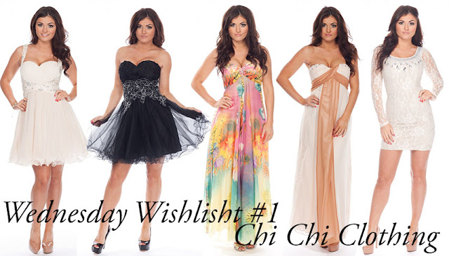 Chi Chi Clothing wish list