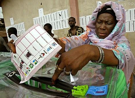 INEC elections Nigeria: www.checklistmag.com
