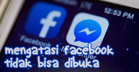 mengatasi facebook force close