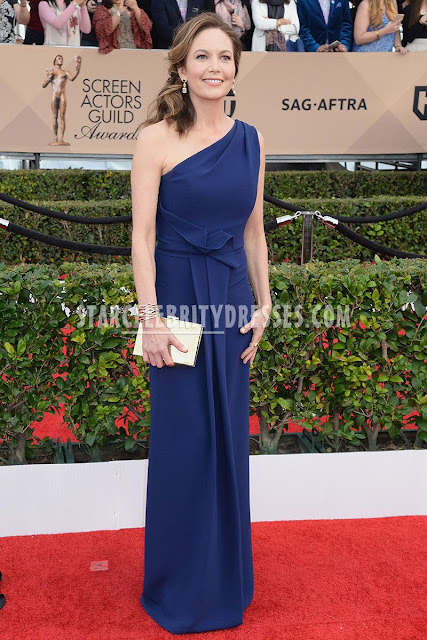 http://www.starcelebritydresses.com/sag-awards-2016-red-carpet-celebrity-dress-diane-lane-one-shoulder-navy-prom-evening-gown-304.html