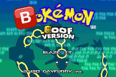 pokemon oof version