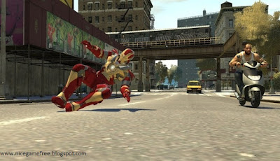 GTA San Andreas Ironman 3 Mod PC Game Free Download Download