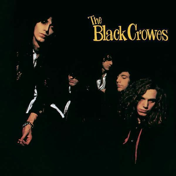 Shake your money maker. The Black Crowes