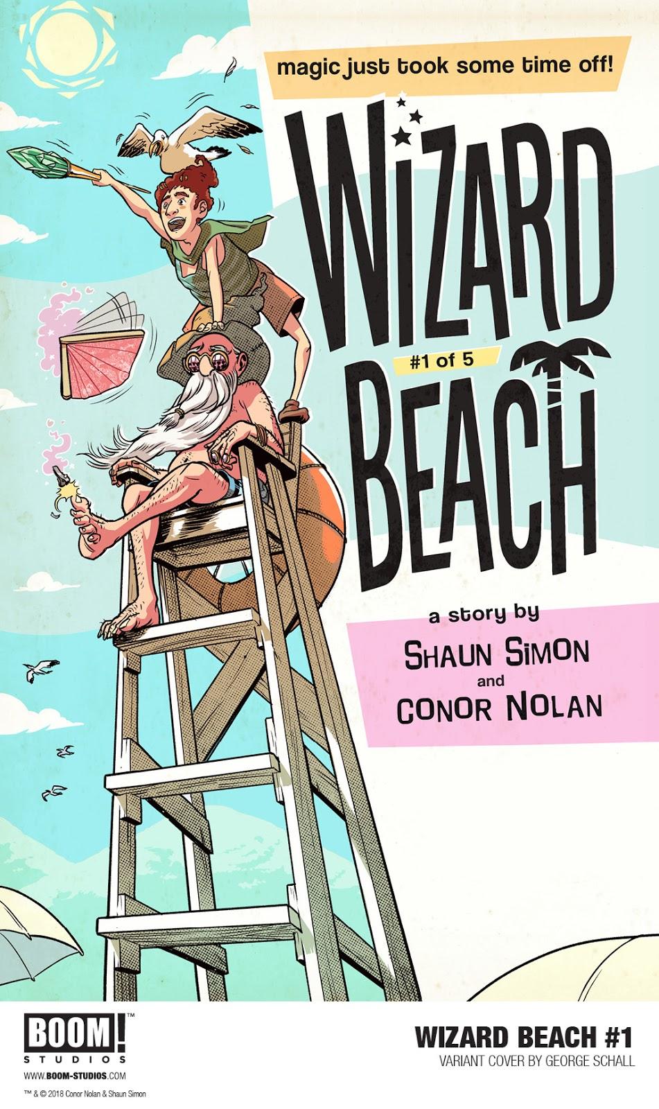 boom studios, wizard beach