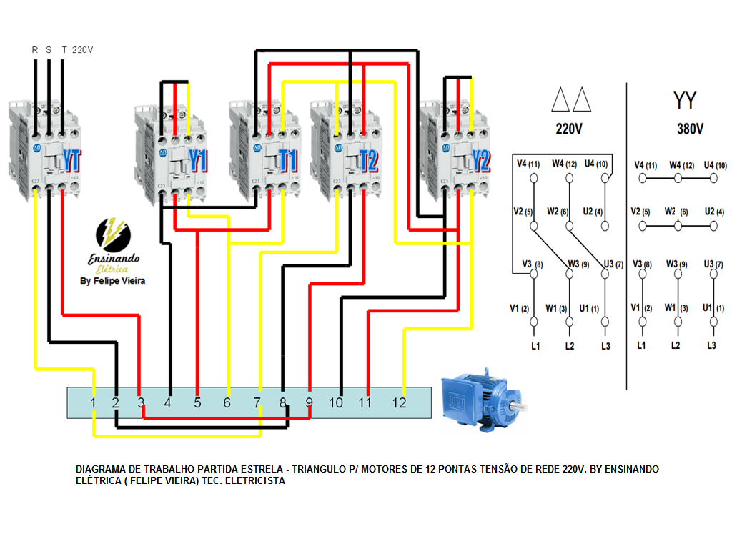 Blog Ensinando Elétrica