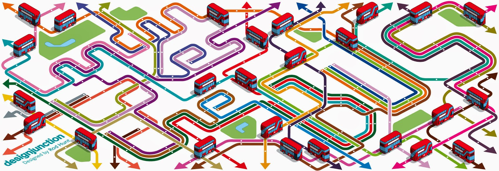 Tfl39s Year Of The Bus London Takes The Bus Limited