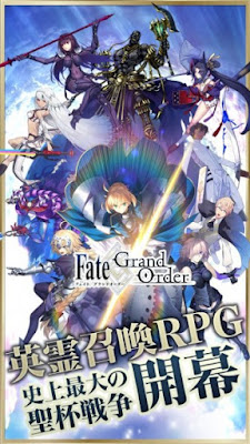 Fate/Grand Order Apk v1.13.0 Mod (Massive Damage)