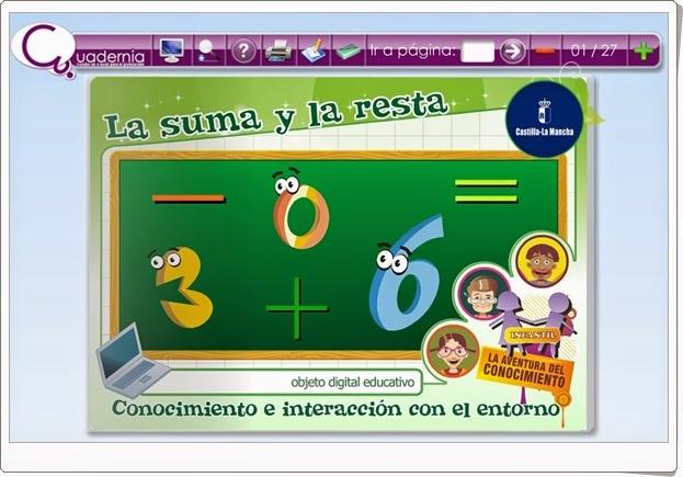 La suma y la resta Operaciones matemáticas para Educación Infantil