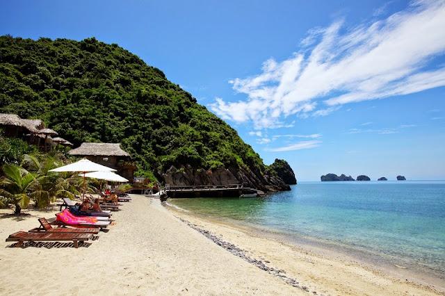 The best beaches near Hanoi 5
