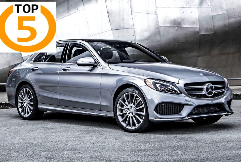 Best Luxury Cars Under 40K