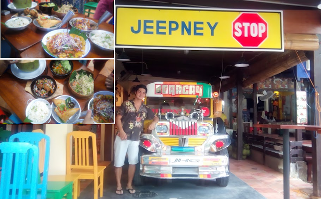 Jeepney stop boracay