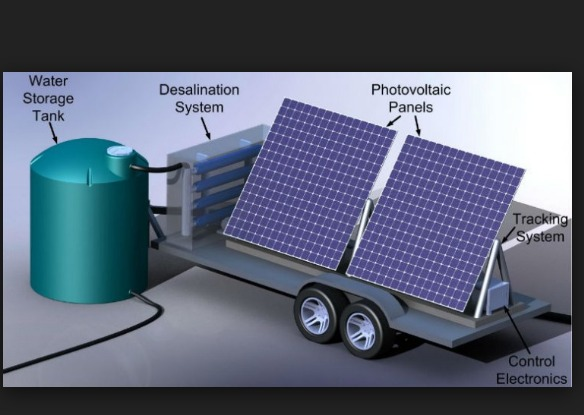 Scientists Now Turn Salt Water Into Fresh Water Using Solar Energy