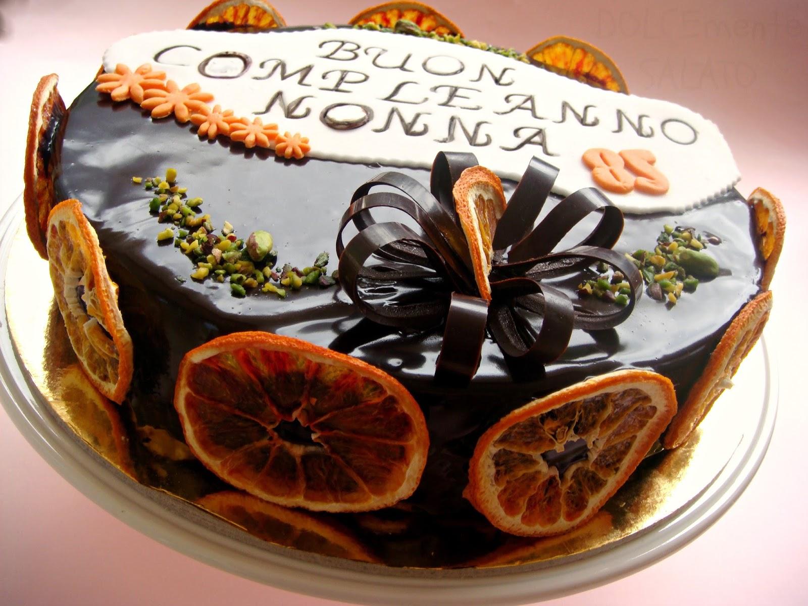Dolcemente salato glassa a specchio di faggiotto - Glasse a specchio alla frutta ...