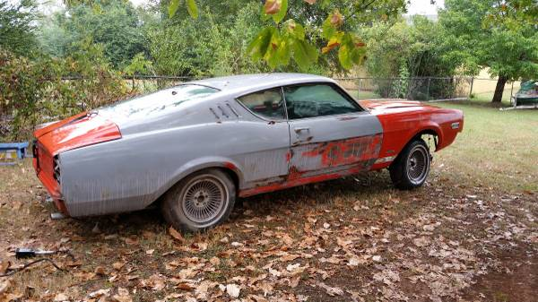 Restoration Project Cars 1968 Mercury Cyclone Gt 390 Project