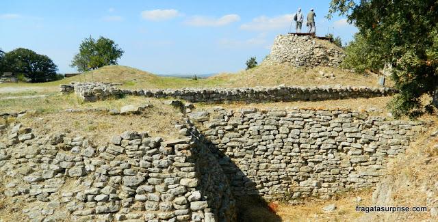 Muralhas de Troia