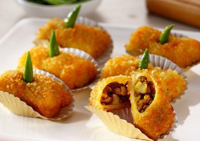 Risoles Daging Cincang Sayuran