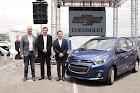 Chevrolet presenta al mercado ecuatoriano el nuevo Spark GT