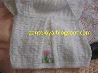 bebek yelek örnekleri