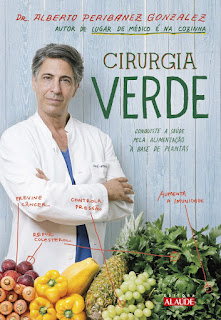 Livro Cirurgia Verde Dr. Alberto P. Gonzalez