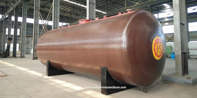 Double Wall Oil Tank