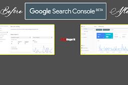 Google Rilis Tampilan Search Console Terbaru Versi 2018