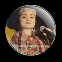 Shazia Khushak Sindhi Singer