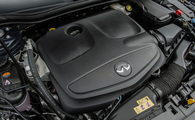 2017 Infiniti QX30 Engine Review