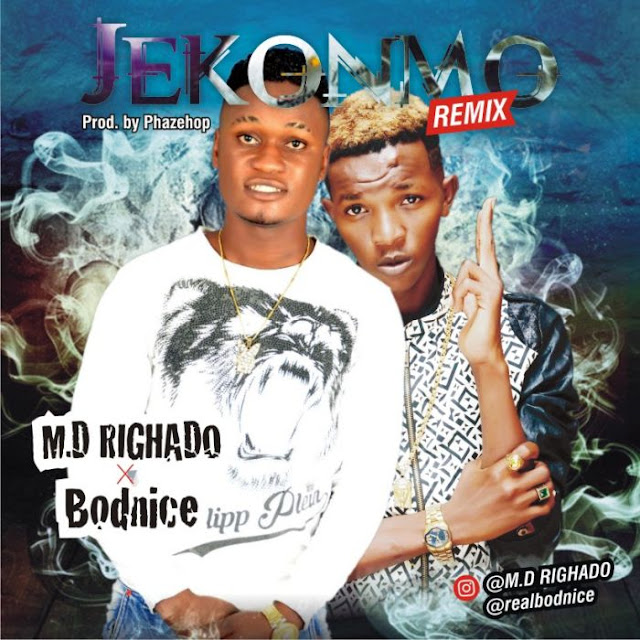 Md righado ft bodnice