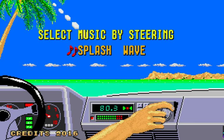 Indie Retro News: Outrun New Year Music Demo 2017