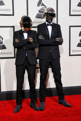 Grammy Awards 2014 Daft Punk