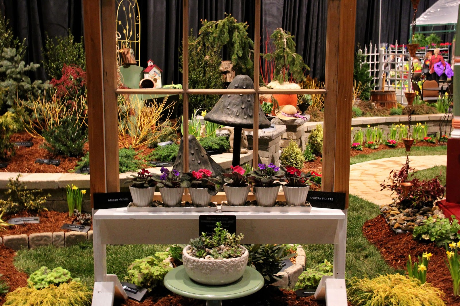 Home Place: The 35th Annual Connecticut Flower and Garden Show