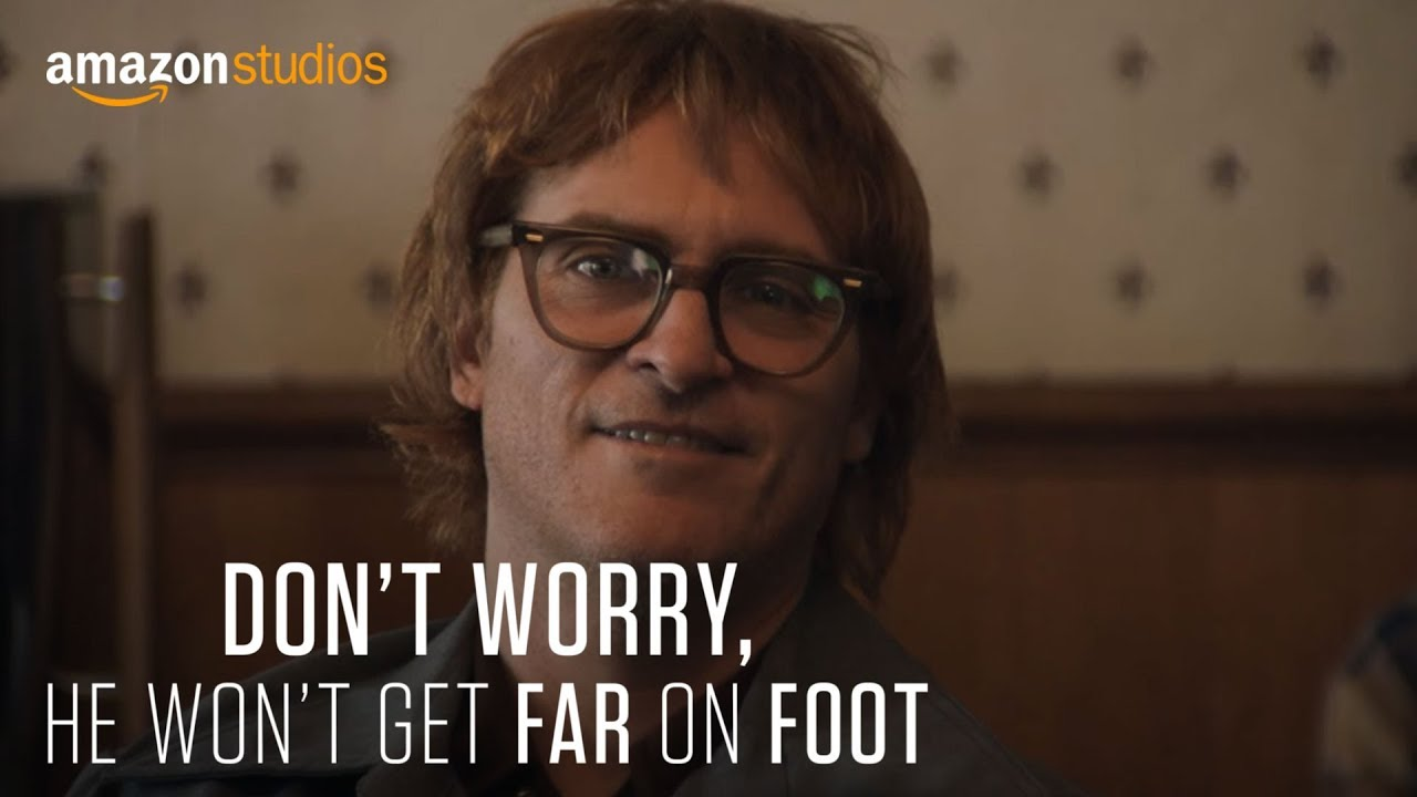 Don't Worry, He Won't Get Far On Foot - Official Trailer