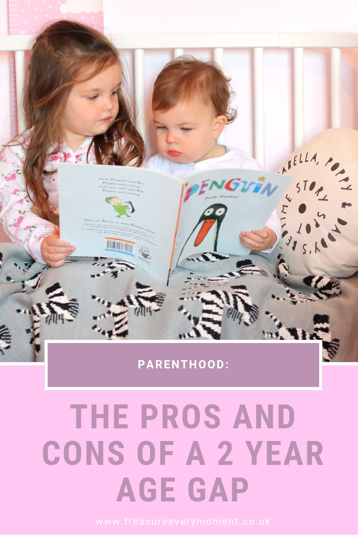 PARENTHOOD: The Pros and Cons of a 2 Year Age Gap