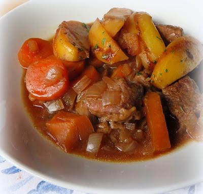 Small Batch Irish Stew