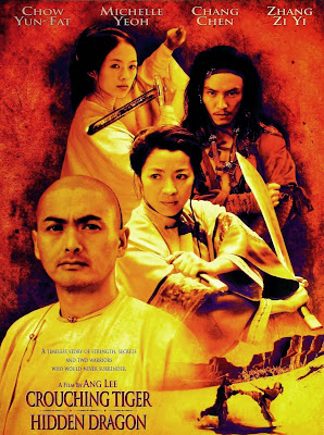 Poster Of Crouching Tiger Hidden Dragon (2000) Full Movie Hindi Dubbed Free Download Watch Online At worldfree4u.com