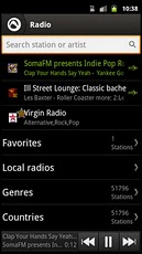 Audials goes Android, Free internet radio music for your Android smartphones