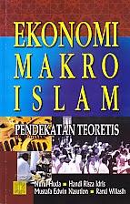 BUKU EKONOMI MAKRO ISLAM PENDEKATAN TEORETIS