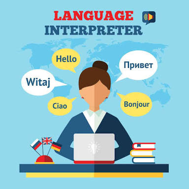 How to be interpreter