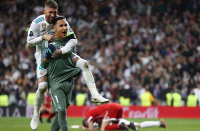 El Real Madrid elimina al Bayern