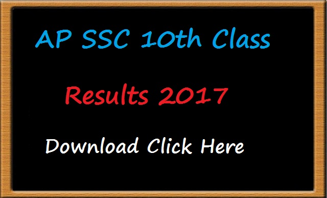 manabadi ap 10th results 2017